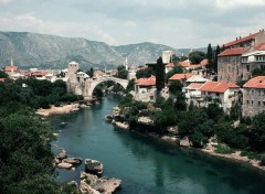 Wallpapers Trips : Europ Mostar pre rata