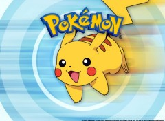 Wallpapers Video Games Pikachu volant