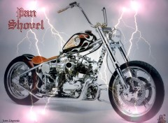 Wallpapers Motorbikes Pan-Shovel