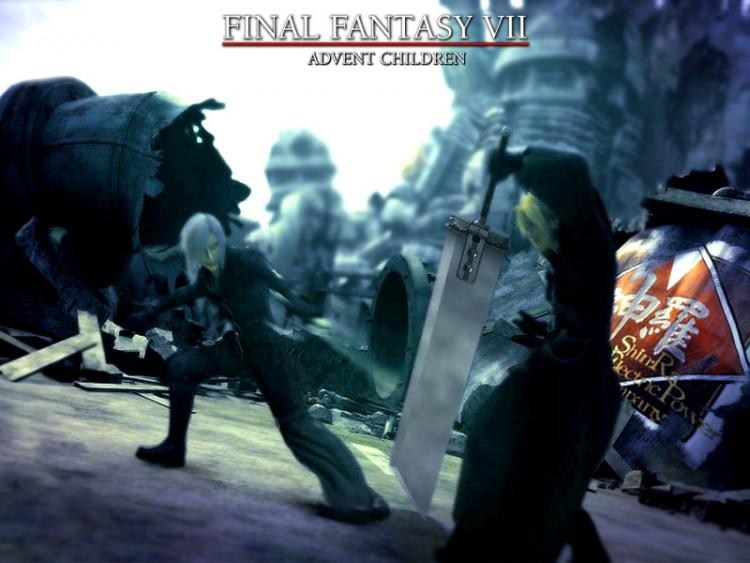Wallpapers Video Games Final Fantasy VII Wallpaper N°70969