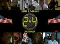 Wallpapers TV Soaps Jack Bauer