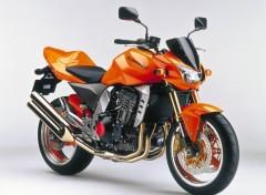 Fonds d'écran Motos kawasaki z1000