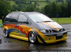 Wallpapers Cars wv sharan vr6