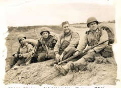 Fonds d'écran Hommes - Evênements Omaha Beach - Normandy - July 2, 1944 - Soldiers