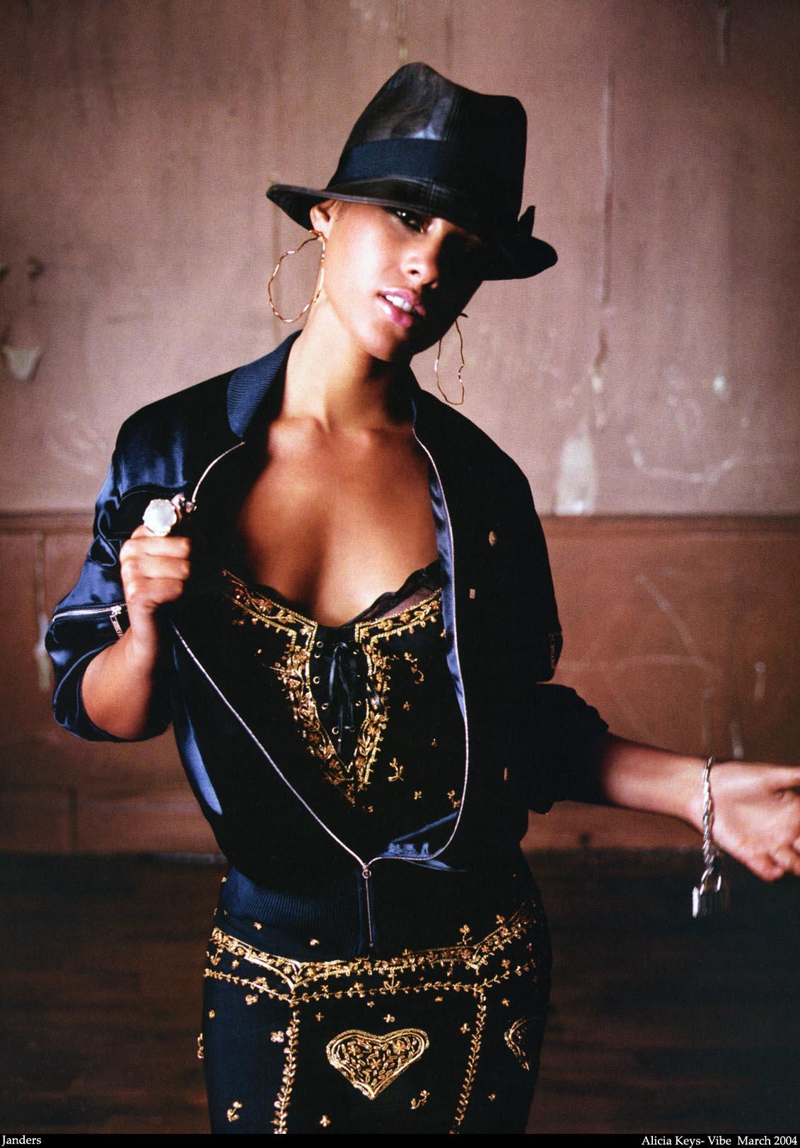 Fonds d'écran Célébrités Femme Alicia Keys