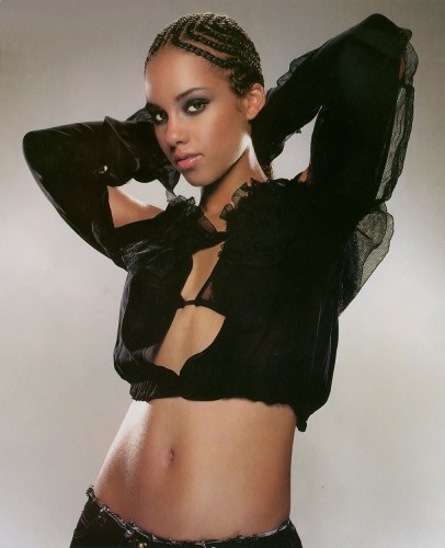 Fonds d'écran Célébrités Femme Alicia Keys Wallpaper N°72388
