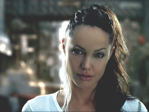 Fonds d'écran Célébrités Femme Angelina Jolie Wallpaper N°72473
