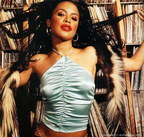 Fonds d'écran Célébrités Femme Aaliyah Wallpaper N°72509