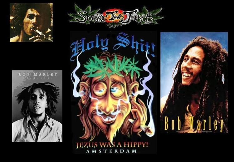 Wallpapers Music Bob Marley jesus bob