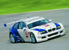 Wallpapers Cars bmw M3 GTR3