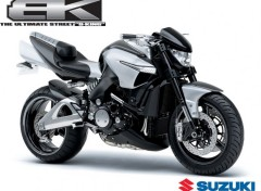 Wallpapers Motorbikes suzuki