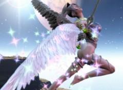 Fonds d'écran Art - Numérique L'ange