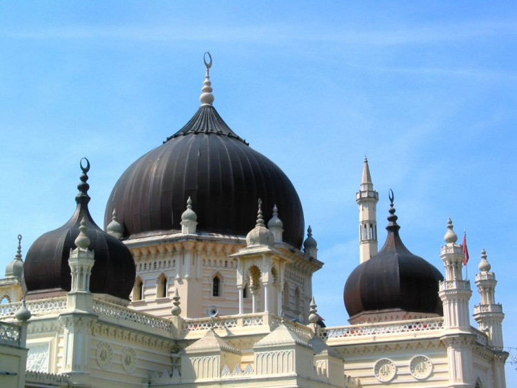 Wallpapers Constructions and architecture Castles - Palace masjidzahir