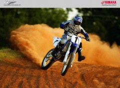 Fonds d'écran Motos moto cross
