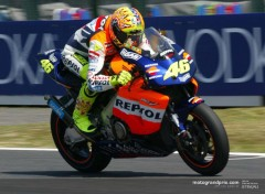 Wallpapers Motorbikes valentino rossi