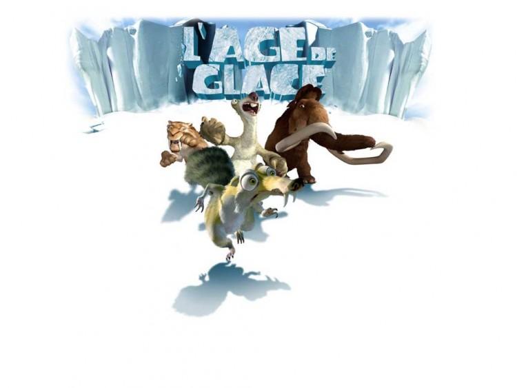 Fonds d'écran Dessins Animés L'Age de Glace Wallpaper N°73425