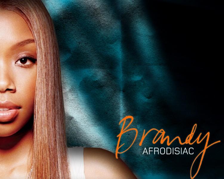 Fonds d'écran Célébrités Femme Brandy Wallpaper N°73431