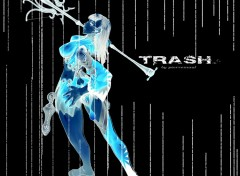 Fonds d'écran Manga Trash