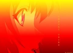 Fonds d'écran Dessins Animés Onegai Twins 1
