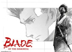 Fonds d'écran Manga Blade Of The Memorial