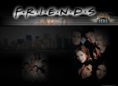 Fonds d'écran Séries TV Friends