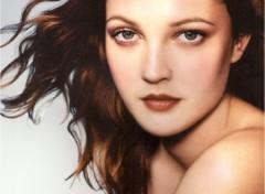 Fonds d'écran Célébrités Femme Scan HQ De Drew Barrymore