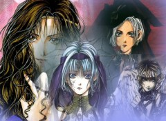 Fonds d'écran Manga Un wallpaper d'angel sanctuary
