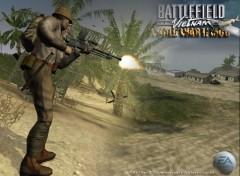 Wallpapers Video Games Battlefield Vietnam-Mod World War II