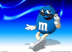 Wallpapers Brands - Advertising m&m's