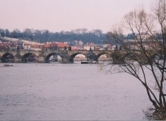 Wallpapers Trips : Europ Pragues- pont st charles