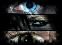 Wallpapers Digital Art regarder moi moi dans les yeux