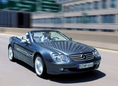 Wallpapers Cars SL 500