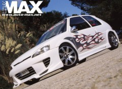 Wallpapers Cars peugeot 106