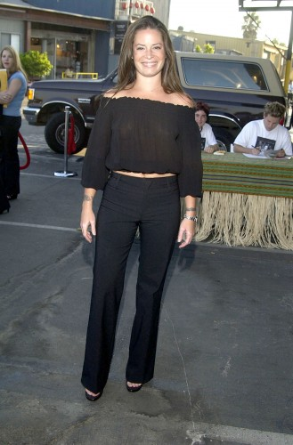 Holly marie combs see through agree with