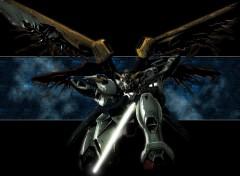 Fonds d'écran Dessins Animés Wing Zéro