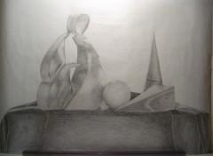 Fonds d'écran Art - Crayon Dessin du vrai