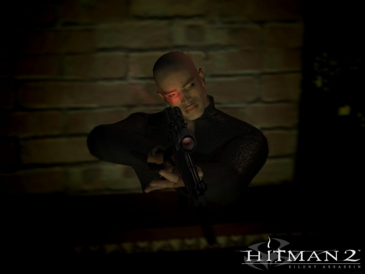 Wallpapers Video Games Wallpapers Hitman 2 Hitman