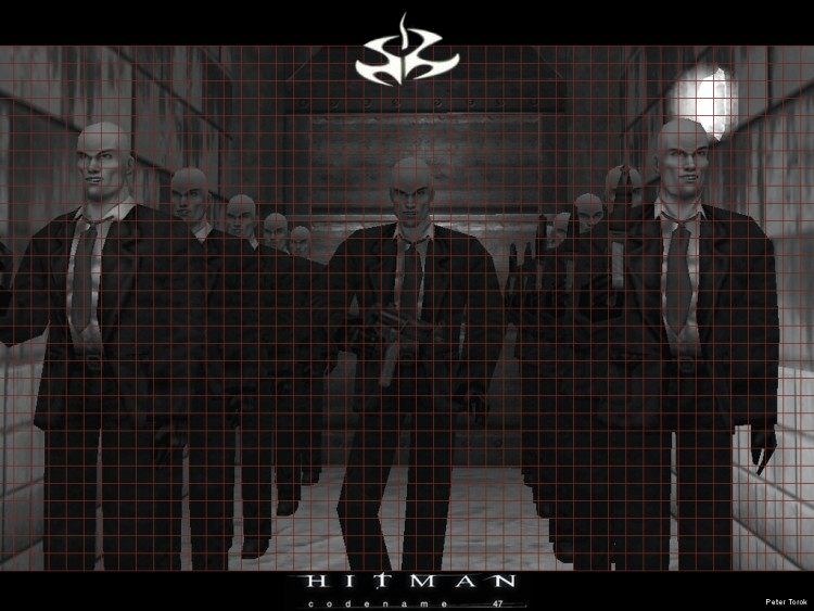 Wallpapers Video Games Wallpapers Hitman Hitman Codename 47 By