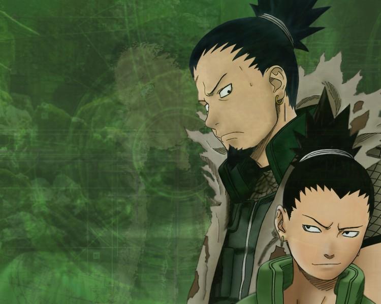 Wallpapers Manga Wallpapers Naruto Shikamaru Family By