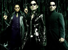 Wallpapers Movies Matrix Héros
