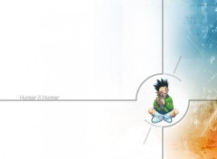 Fonds d'écran Manga Hunter X Hunter par Jay-Why