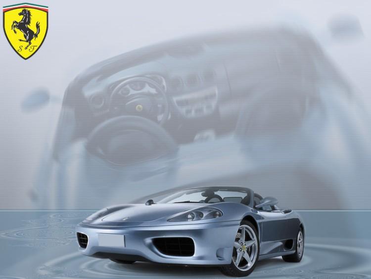 Wallpapers Cars Ferrari bella