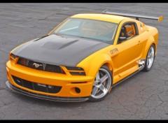 Fonds d'écran Voitures Ford Mustang GT-R