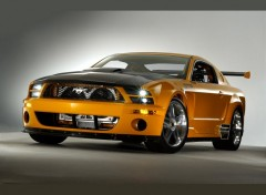 Wallpapers Cars mustang