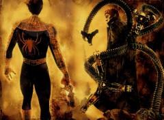 Fonds d'écran Cinéma Spider-man 2