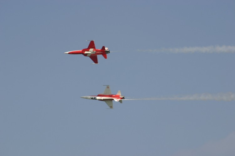 Wallpapers Planes Airshows Patrouille Suisse