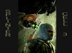 Wallpapers Video Games Splinter Cell 3
