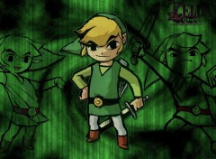 Wallpapers Video Games Link in Windwaker