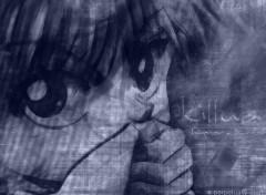 Fonds d'écran Manga La tronche a kirua