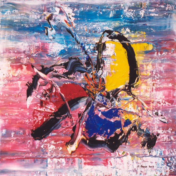 Fonds d'écran Art - Peinture Abstrait Wallpaper N°77296